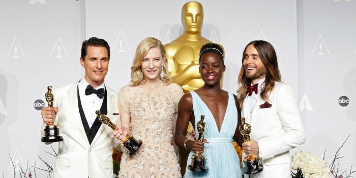 Matthew McConaughey e Cate Blanchett serão apresentadores do Oscar 2015