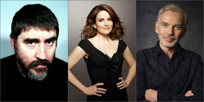Alfred Molina, Billy Bob Thornton e Tina Fey serão destaques de nova comédia