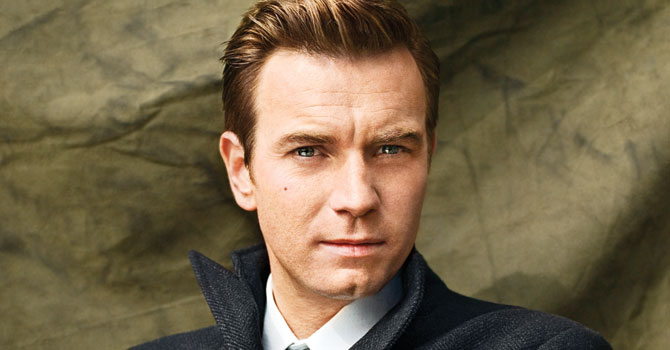 Ewan McGregor será o protagonista da continuação de 'O Iluminado'