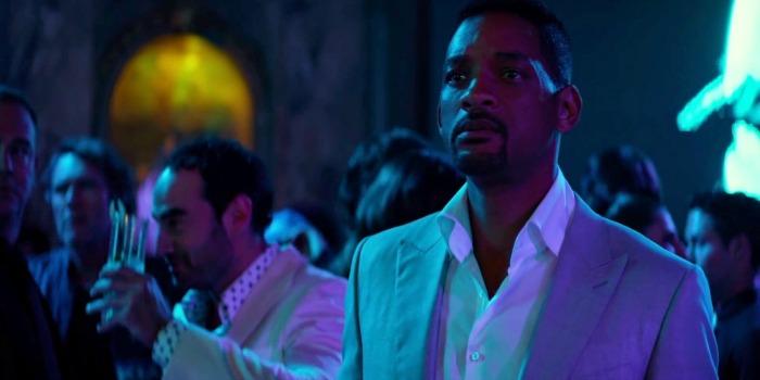Will Smith tenta tirar Cinquenta Tons de Cinza do topo das bilheterias nos EUA