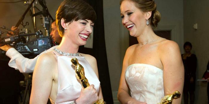 Mulheres com vestidos brancos venceram 25% do Oscar de Melhor Atriz e Atriz Coadjuvante