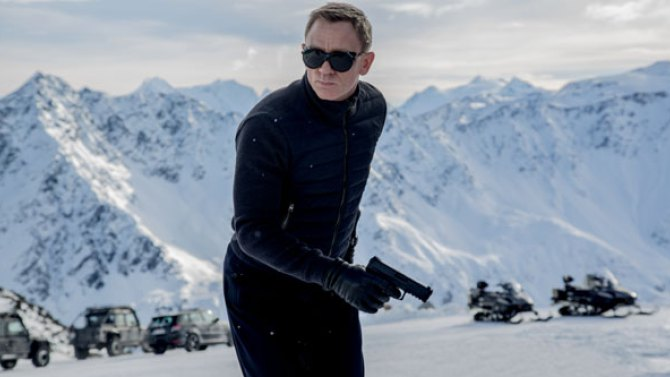 Sony divulga primeira foto e vídeo do novo James Bond