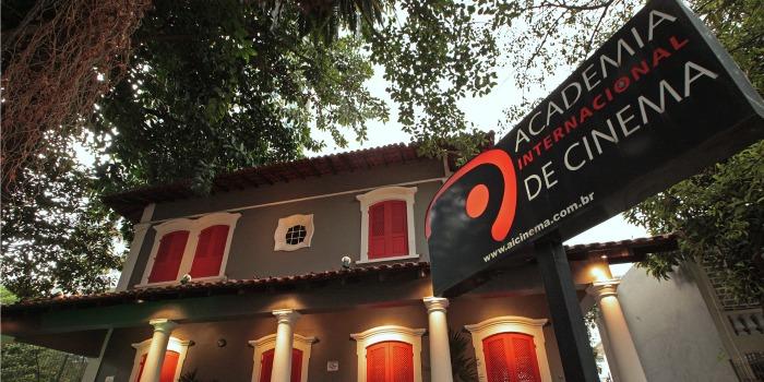 Academia Internacional de Cinema inaugura nova sede no Rio de Janeiro