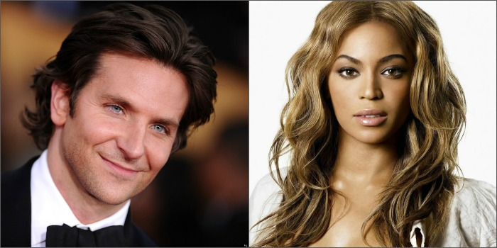 Bradley Cooper está cotado para dirigir Beyoncé em musical