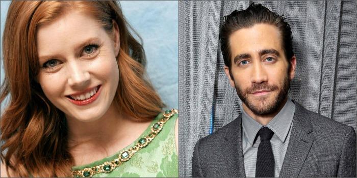 Amy Adams e Jake Gyllenhaal negociam para estrelar drama produzido por George Clooney