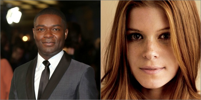 David Oyelowo e Kate Mara estrelam suspense Captive