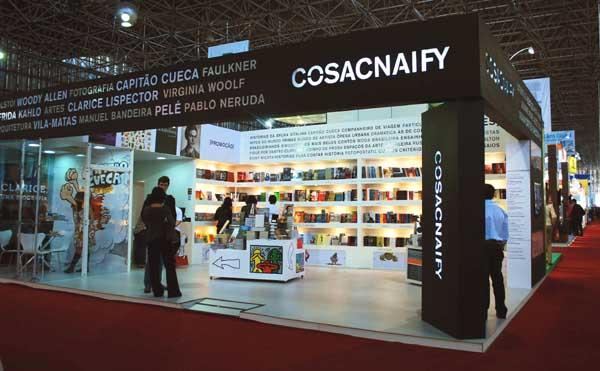 Cosac Naify traz promoção de livros de cinema