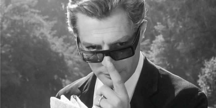 Clássico de Fellini, '8 1/2' terá exibição gratuita no Casarão de Ideias