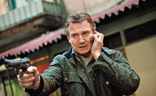 Liam Neeson anuncia que vai abandonar os filmes de ação nos próximos dois anos