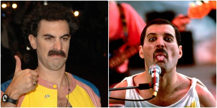 Sacha Baron Cohen pode estrelar e dirigir filme sobre Freddie Mercury