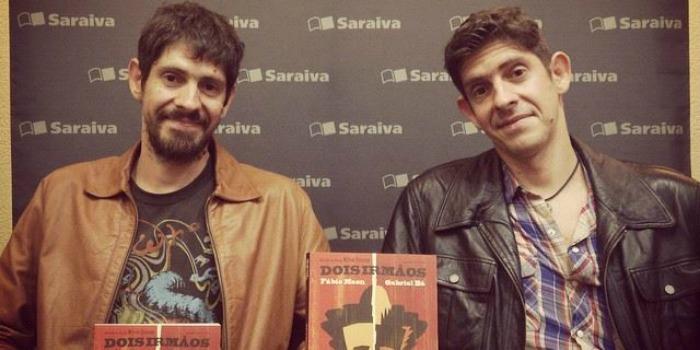 Gabriel Bá e Fábio Moon: cinema como inspiração