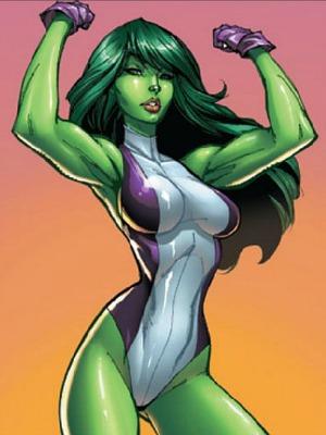 Mulher-Hulk She-Hulk