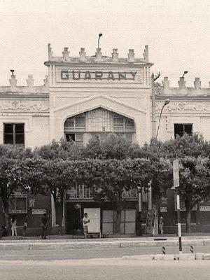 Cine Guarany, em Manaus