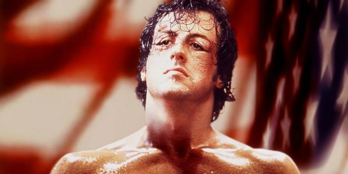 Rocky, um Lutador, com Sylvester Stallone