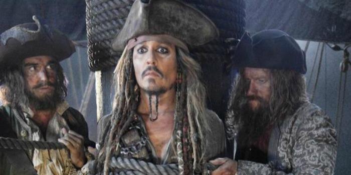 Jerry Bruckheimer divulga primeira imagem de Jack Sparrow em Piratas do Caribe 5