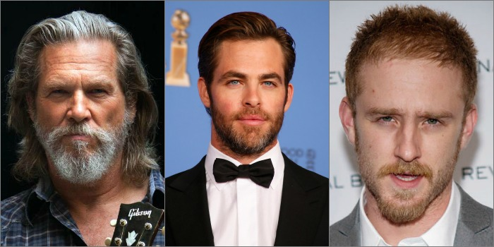 Jeff Bridges, Chris Pine e Ben Foster serão destaques do elenco de Comancheria