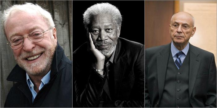 Trio de veteranos estrela remake da comédia Despedida em Grande Estilo
