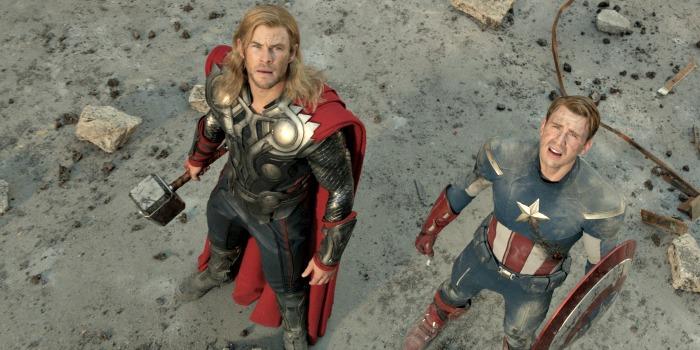 Chris Hemsworth e Evans defendem mulheres em filmes de super-heróis