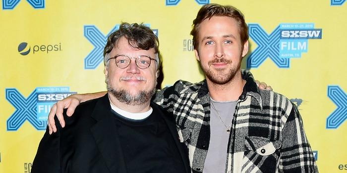 Ryan Gosling negocia para ser o protagonista do novo filme de Guillermo Del Toro