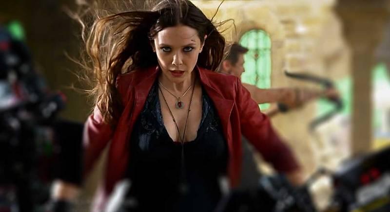 Elizabeth Olsen confirma se aparecerá em mais filmes da Marvel
