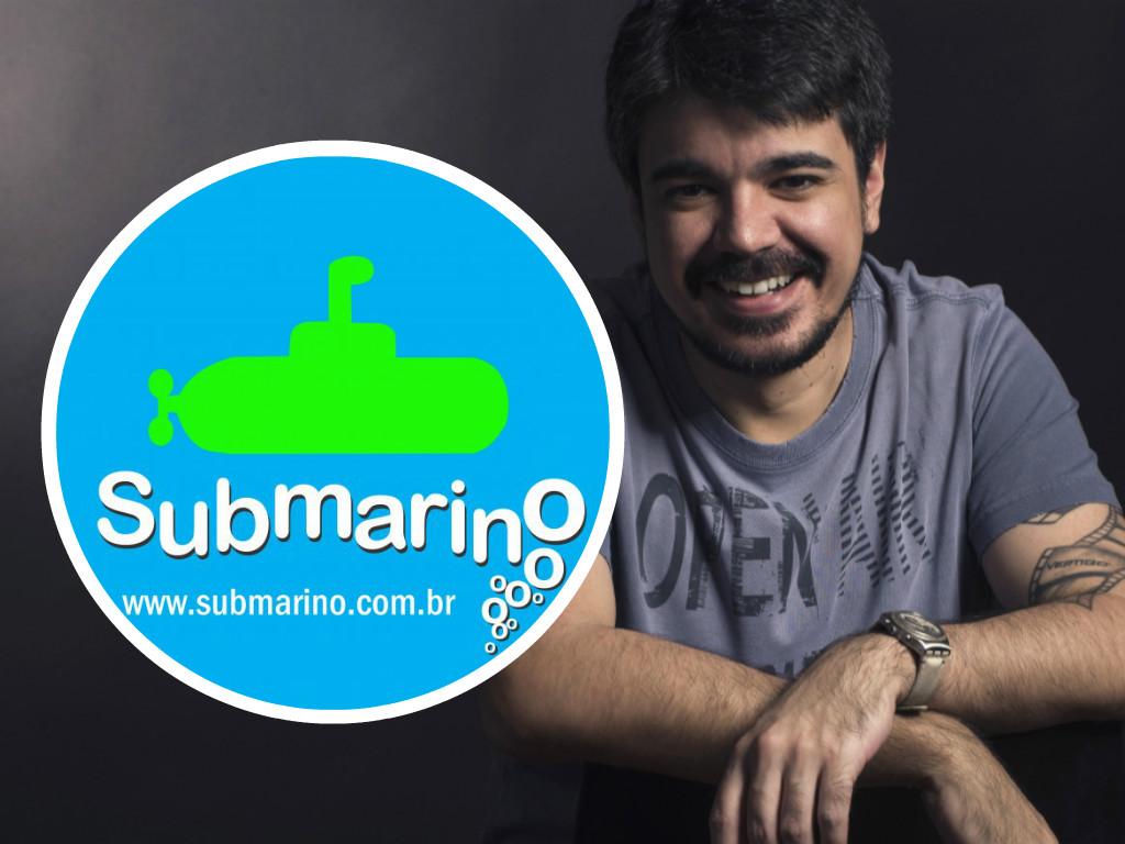 Crítico de cinema Pablo Villaça fecha parceria com Submarino