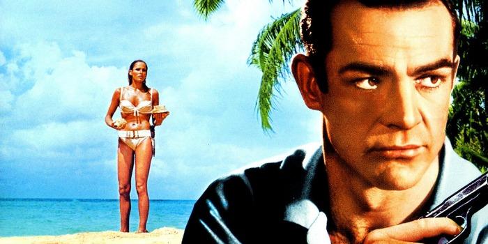 007 Contra o Satânico Dr. No, com Sean Connery