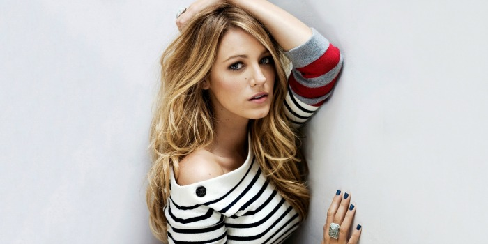 Blake Lively será assassina em busca de vingança no thriller 'The Rhythm Section'
