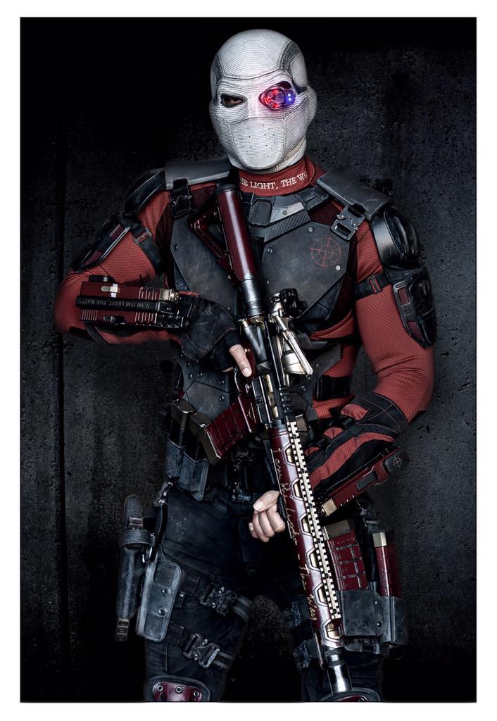 Pistoleiro Will Smith Esquadrão Suicida David Ayer