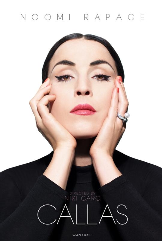Noomi Rapace Maria Callas