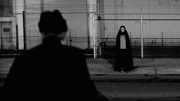 A Garota Que Anda à Noite, de Ana Lily Amirpour A Girl Walks Home Alone at Night