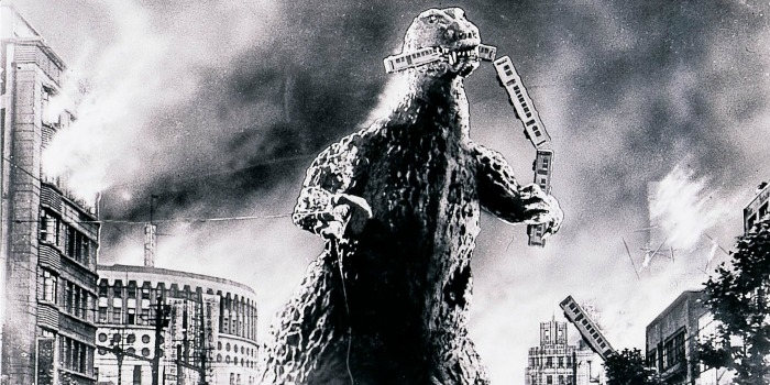 Gojira Godzilla lista 5 melhores filmes-catástrofe