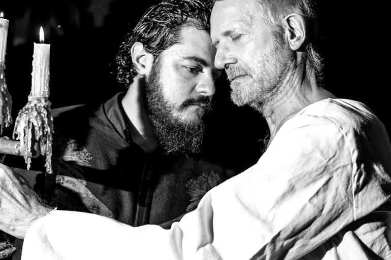 """Veja o trailer de """"Hamlet"""", novo filme de Cristiano Burlan"""