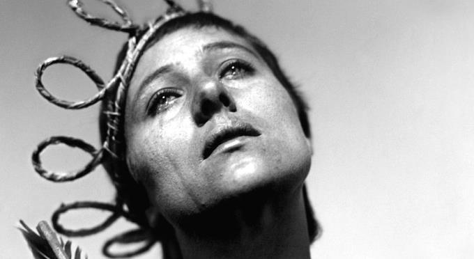 O Martírio de Joana D'Arc (1928), de Carl Theodor Dreyer