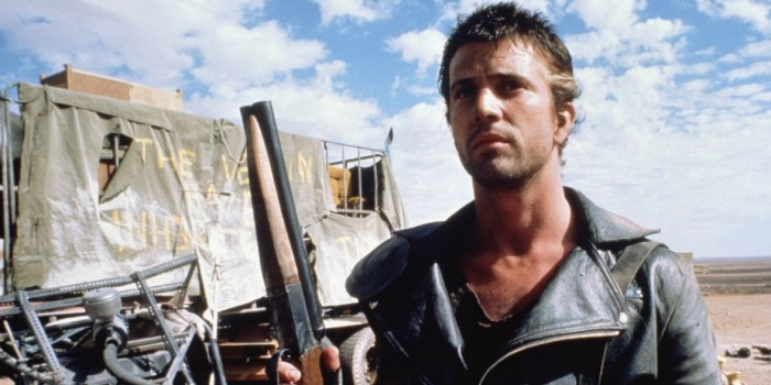 Mel Gibson Mad Max 2