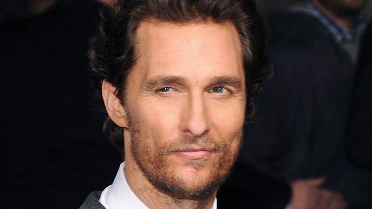 Matthew McConaughey na mira para viver vilão clássico de Stephen King