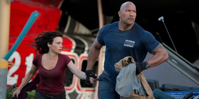 Dwayne Johnson arrasa nas bilheterias dos EUA com filme catástrofe