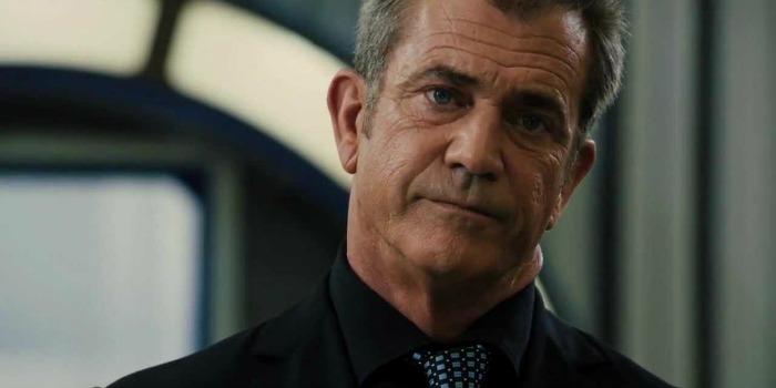 Mel Gibson em The Beaver