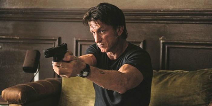 O Franco-Atirador, com Sean Penn