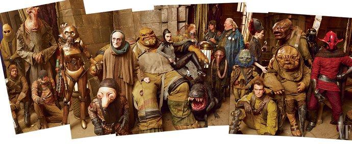 """Surgem novas imagens de """"Star Wars: O Despertar da Força"""""""