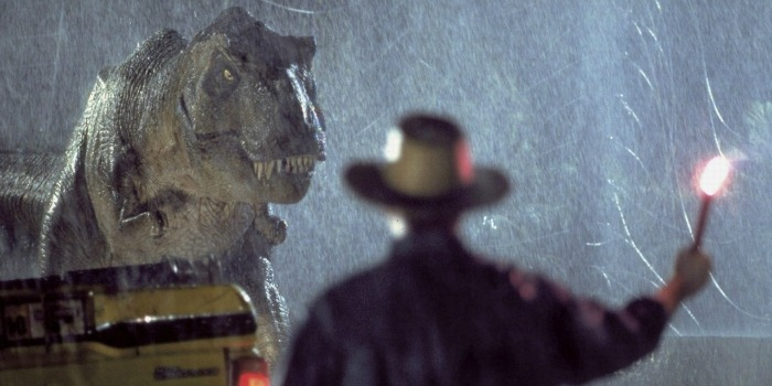 Jurassic Park: Parque dos Dinossauros, de Steven Spielberg
