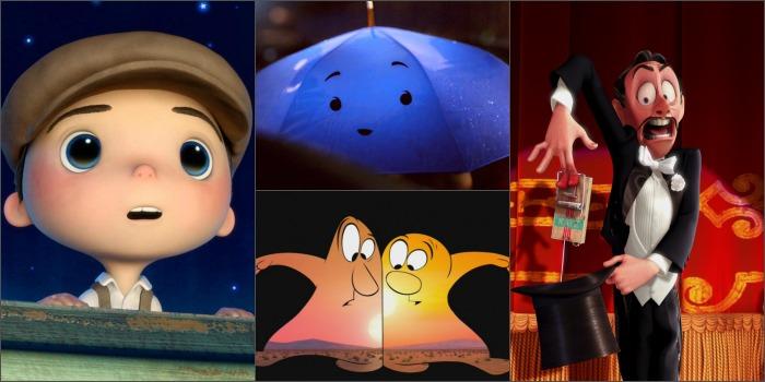 Curtas da Pixar: Genialidade em Miniatura