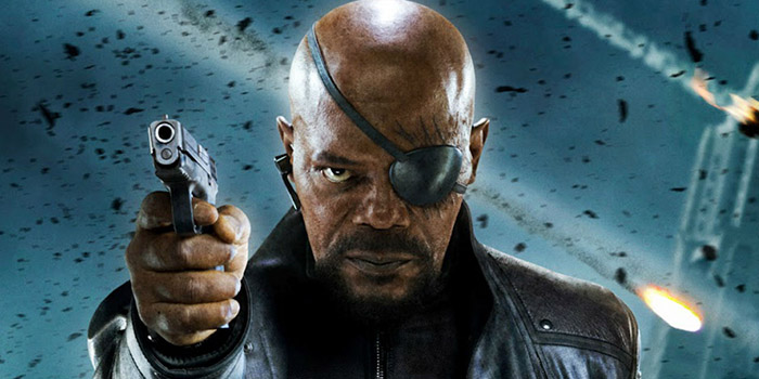 Nick Fury está confirmado no filme da Capitã Marvel