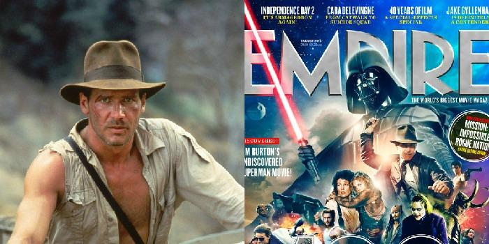 Indiana Jones é eleito melhor personagem da história do cinema