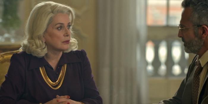 Catherine Deneuve será protagonista do drama 'Joyeux Anniversaire'