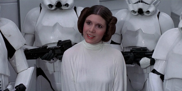 Disney descarta incluir imagem digital de Carrie Fisher em novo 'Star Wars'