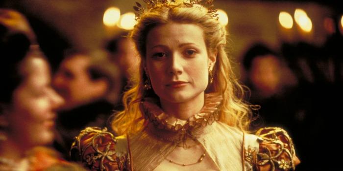 Shakespeare Apaixonado, com Gwyneth Paltrow