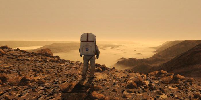 """Matt Damon retorna ao espaço em trailer de """"The Martian"""""""