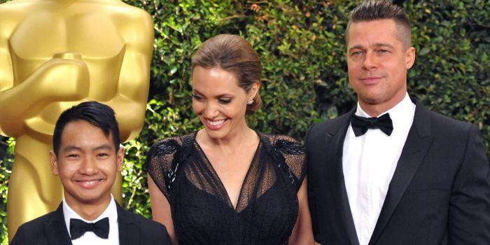 Angelina Jolie trabalhará com filho em filme sobre Camboja para o Netflix