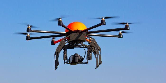 Fabricantes de drones da Nova Zelândia disputam mercado de Hollywood