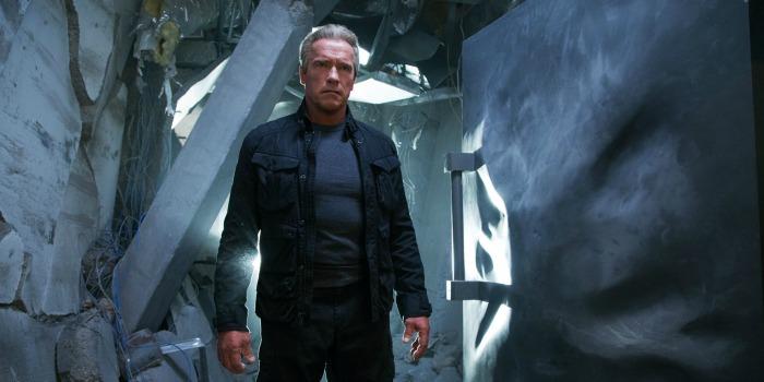 Franquia do Exterminador do Futuro entra em hiato por tempo indeterminado